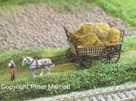 Arch LaserALOO-009  OO Scale Devon Farm Cart